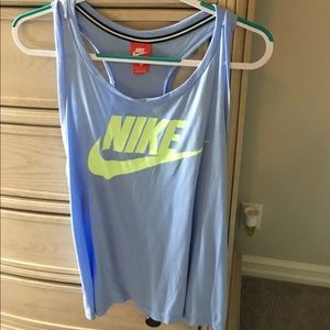 Nike plus size tank